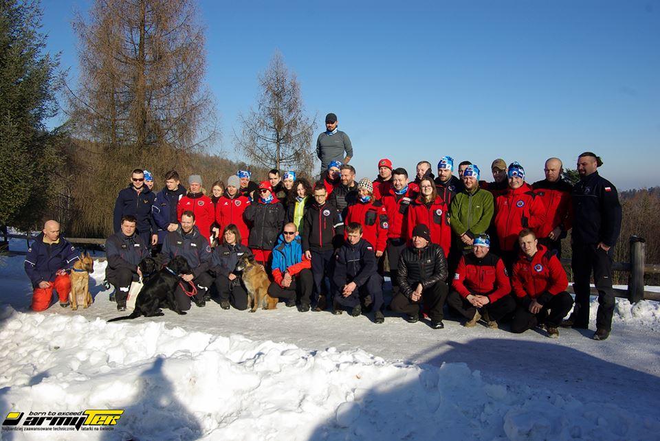III Zimowe Manewry Grup Poszukiwawczych JAMNA'18