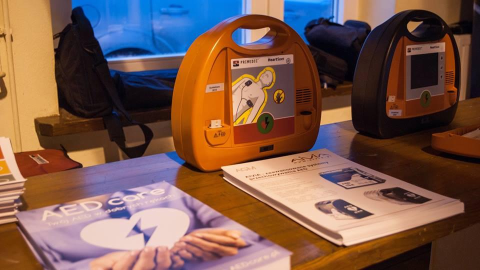 I Zimowe Manewry Grup Poszukiwawczych Jamna w obiektywie Projekt AED