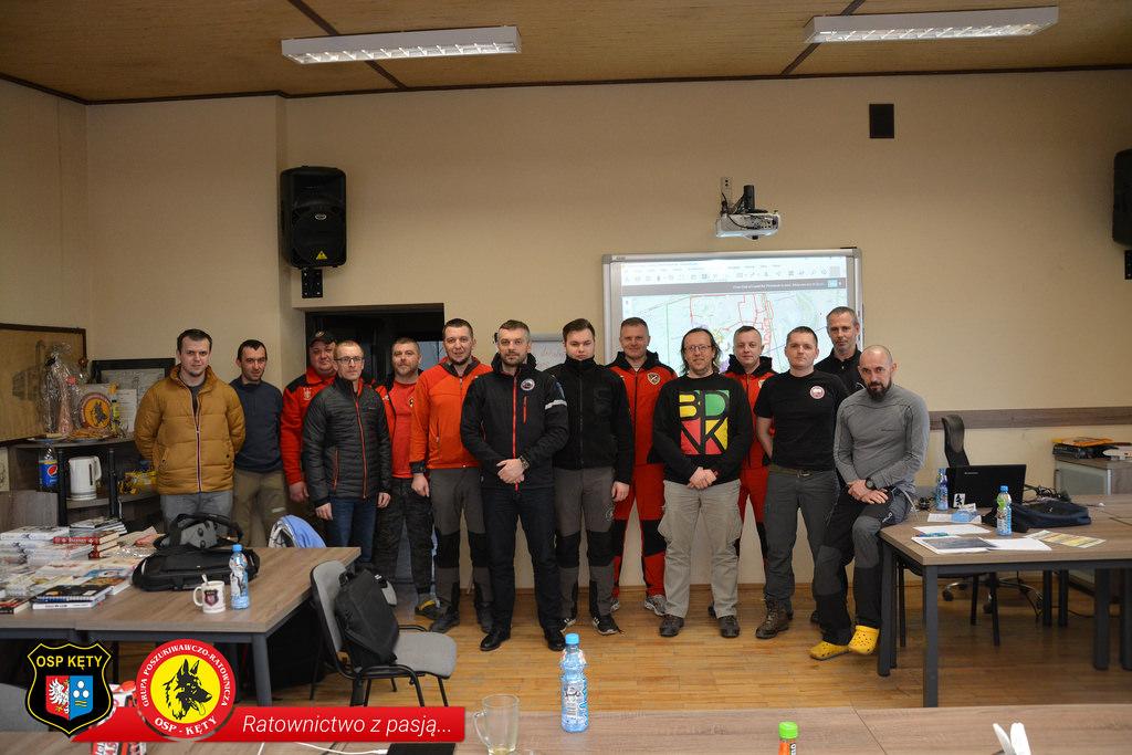 Spotkanie inicjujące – OSP Kęty