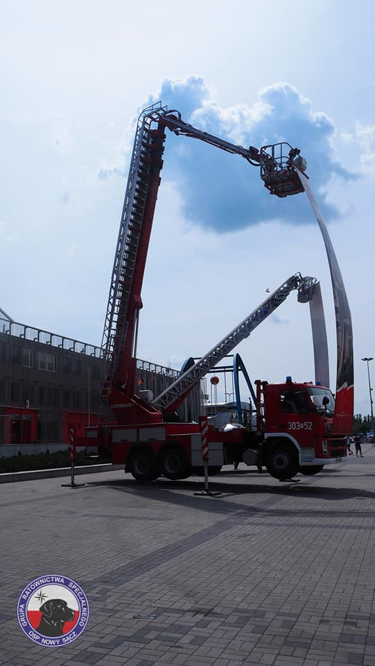 Międzynarodowe Targi Pożarnicze Kielce IFRE-EXPO
