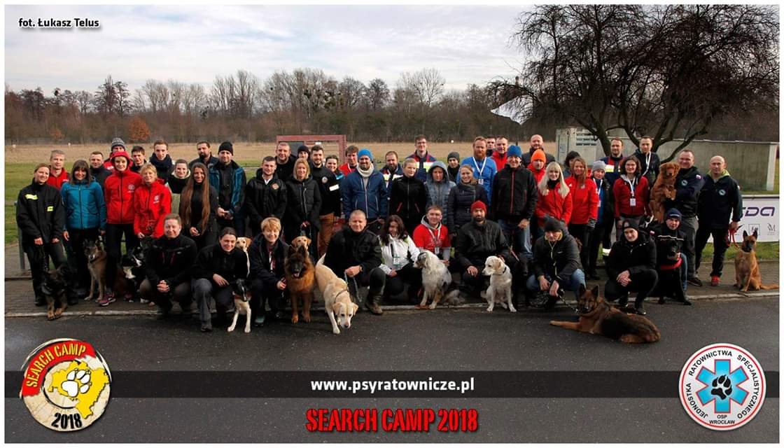 VI edycja SEARCH CAMP 2018