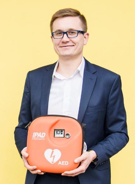 Projekt AED i JAN ŁABZA